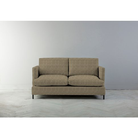 Justin Two-Seater Sofa Bed In Limestone