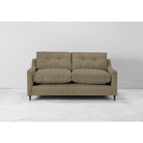 Nathan Three-Seater Sofa Bed In Limestone