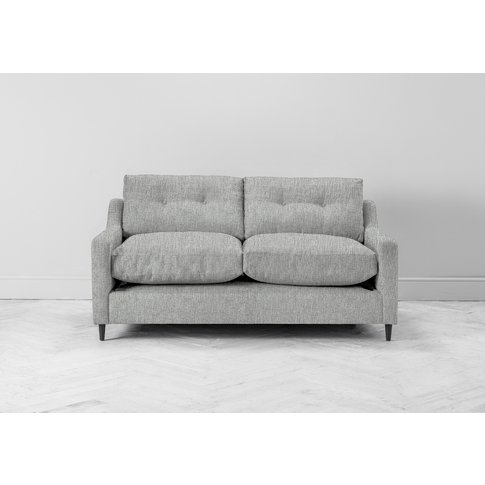 Nathan Three-Seater Sofa Bed In The Great White