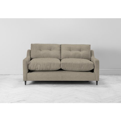 Nathan Three-Seater Sofa Bed In Welsh Flint