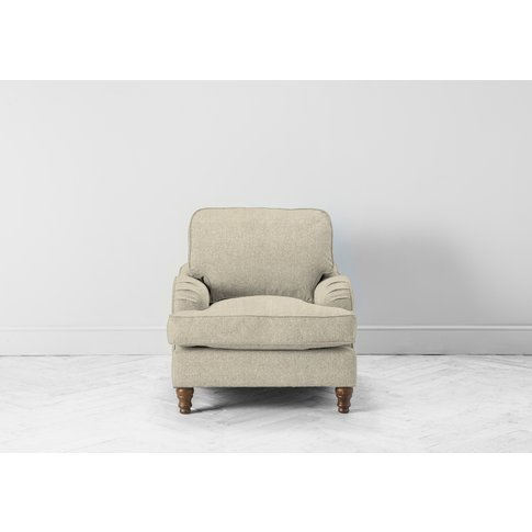Robyn Accent Chair In Winter Rye