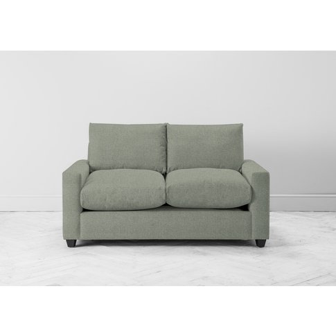 Mimi Two-Seater Sofa In Peppermint