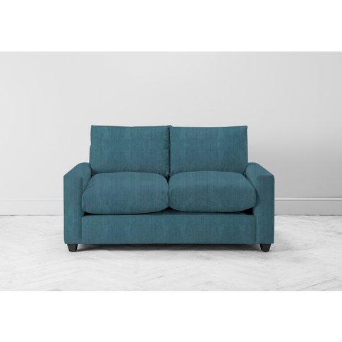 Mimi Two-Seater Sofa In Viridian