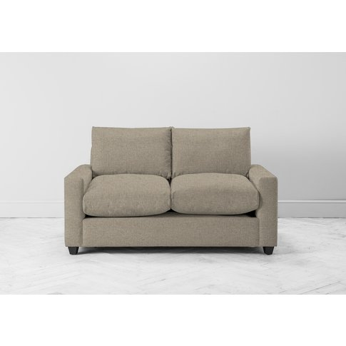 Mimi Two-Seater Sofa Bed In Welsh Flint