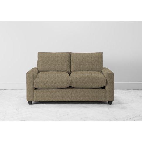 Mimi Three-Seater Sofa In Limestone
