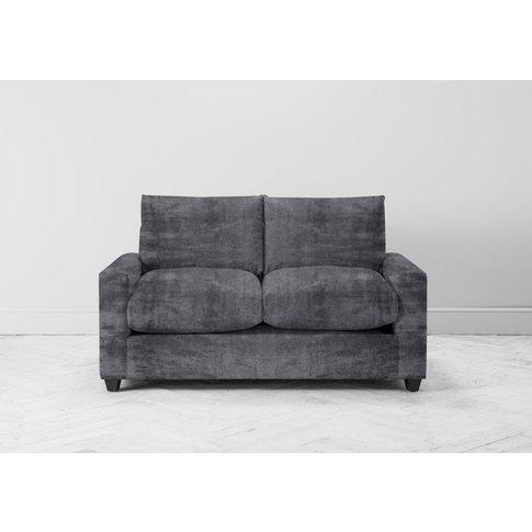 Mimi Three-Seater Sofa In Rhino Grey