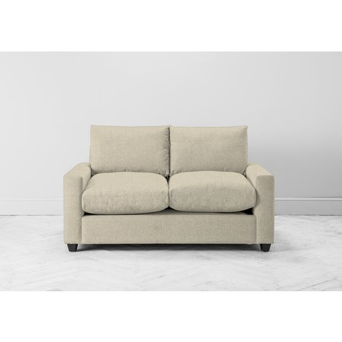 Mimi Three-Seater Sofa Bed In Winter Rye