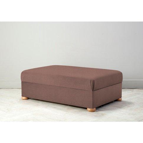 Hyde Bed In A Box, Small In Dark Grape