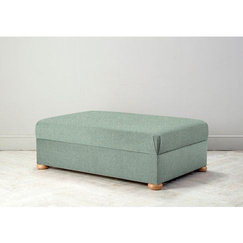 Hyde Bed In A Box, Small In Thyme Green