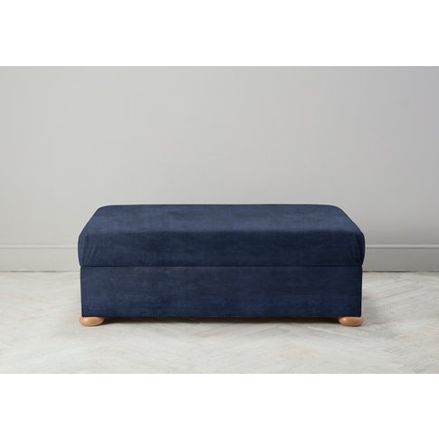 Hyde Bed In A Box, Large In Blue Lavender