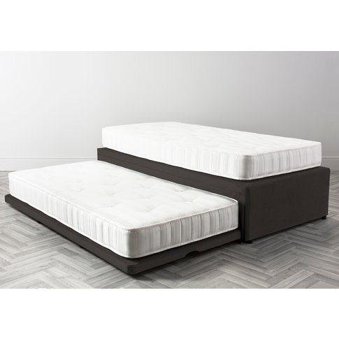 Slumber Pull Out Guest Bed In Belgian Chocolate