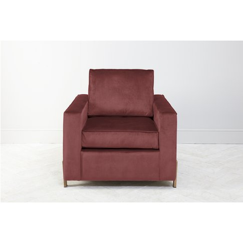 George Armchair In Chelsea Trouser