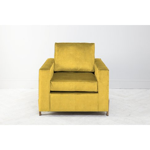 George Armchair In Summer Buttercup