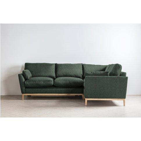 Nora Right Hand Chaise Sofa In Scottish Estate