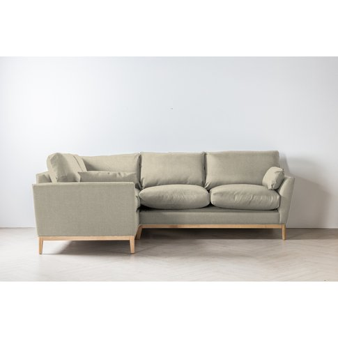 Nora Right Hand Chaise Sofa In Winter Rye