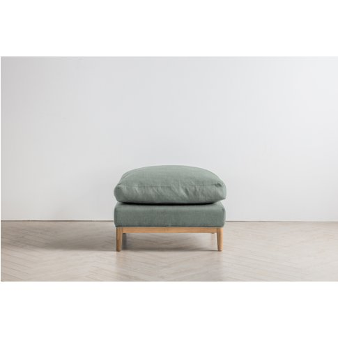 Nora Footstool In Devonshire Rise