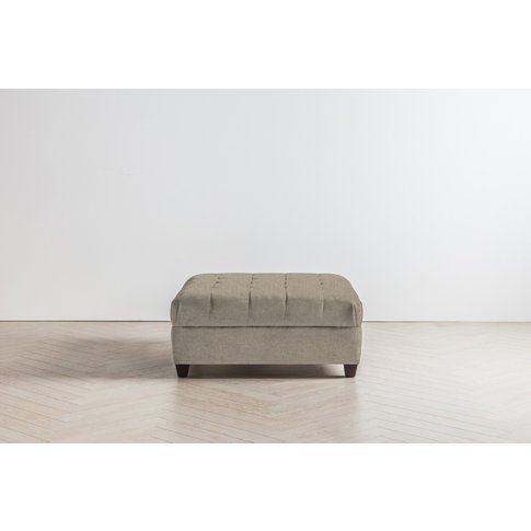 Lia Footstool In Welsh Flint