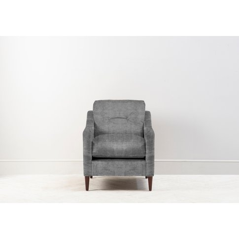 Nathan Armchair In Cloudy Grey