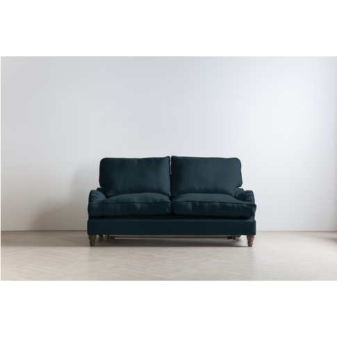 Robyn Three-Seater Sofa Bed In Peace Pipe