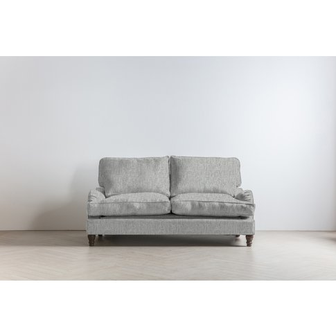 Robyn Three-Seater Sofa Bed In The Great White
