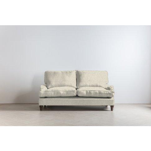 Robyn Three-Seater Sofa In Abalone Beige