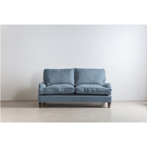 Robyn Three-Seater Sofa In Cornish Morning