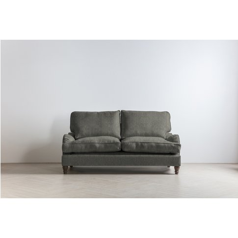 Robyn Three-Seater Sofa In Portobello Mushroom