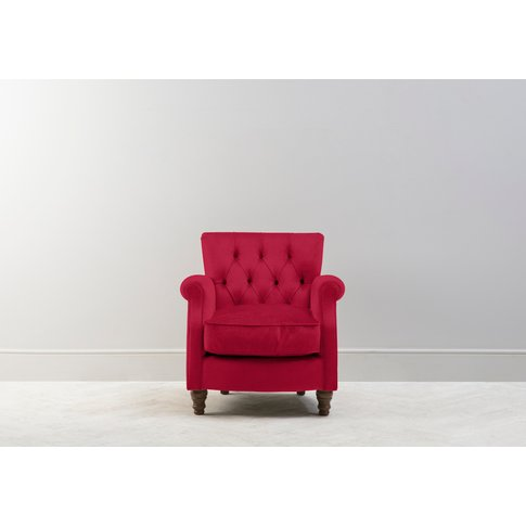 Algernon Armchair In Royal Mail