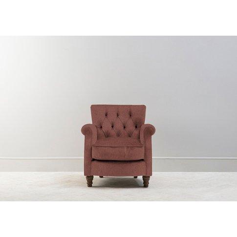 Algernon Armchair In Cinnamon Latte
