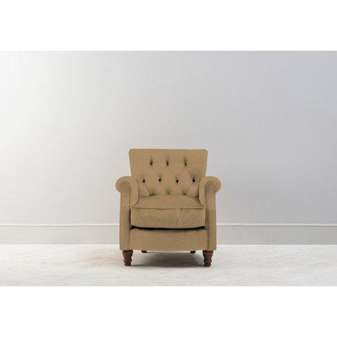 Algernon Armchair In Ginger Tea