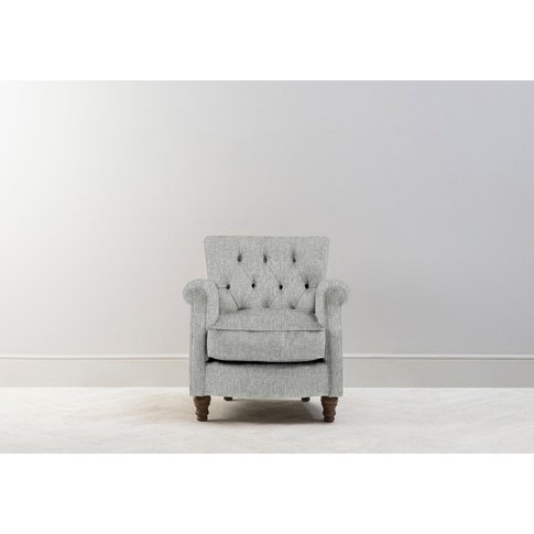 Algernon Armchair In The Great White