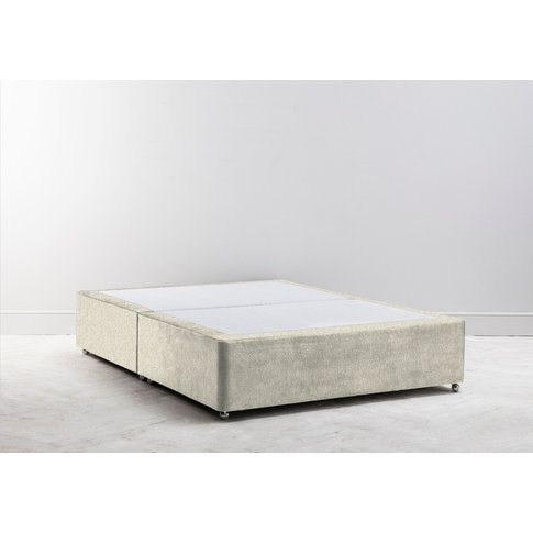 Buxton 3' Single Size Bed Base In Abalone Beige