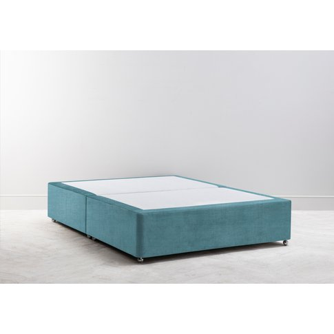Buxton 3' Single Size Bed Base In Tide Turning