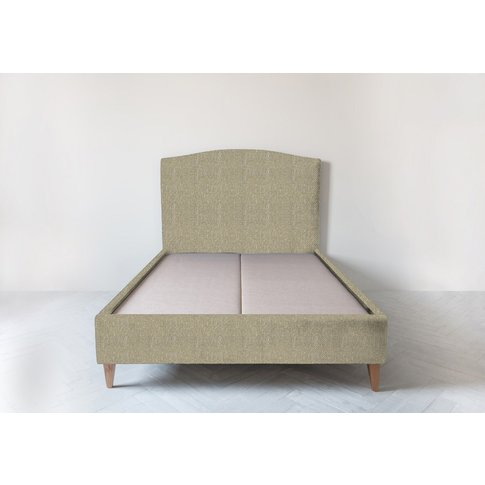 Astor 4'6 Double Size Bed Frame In Tortellini""