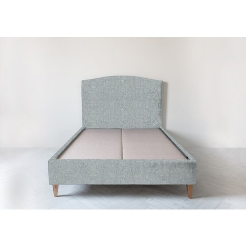 Astor 5' King Size Bed Frame In Airforce Blue