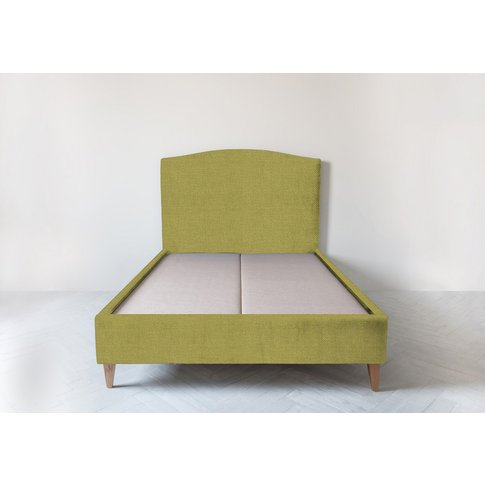 Astor 5' King Size Bed Frame In Granny Smith