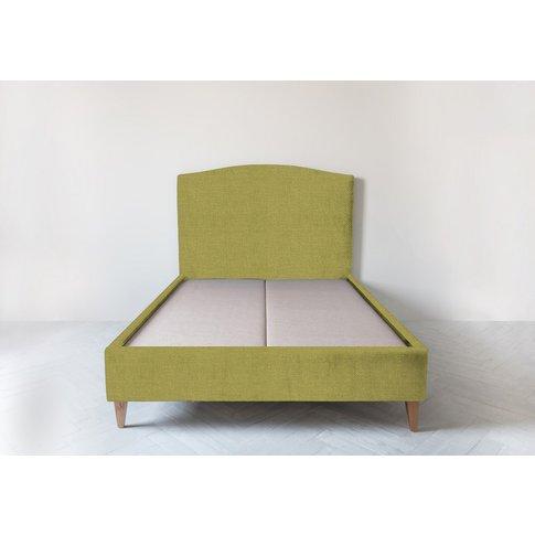 Astor 6' Super-King Size Bed Frame In Granny Smith