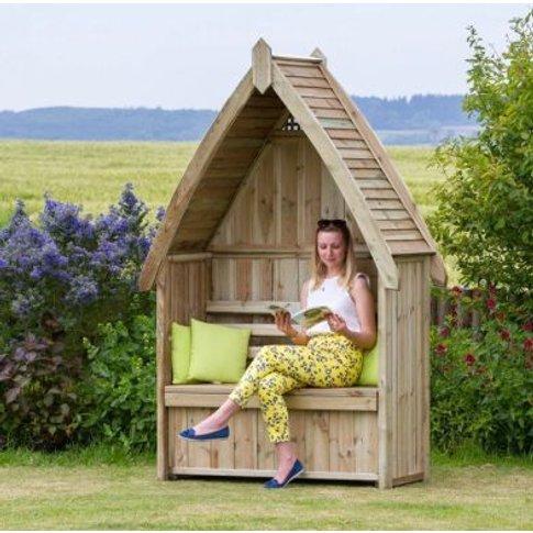 Cheltenham Garden Arbour with Storage Box