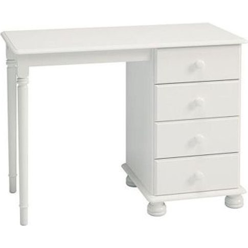 White Contemporary Dressing Table