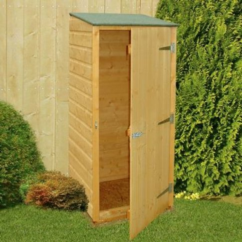 Shire Shiplap Garden Storage Unit 2' x 2'