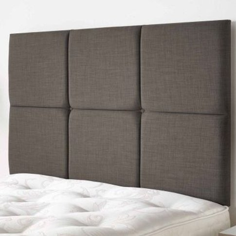 Calder Headboard Grey King Size