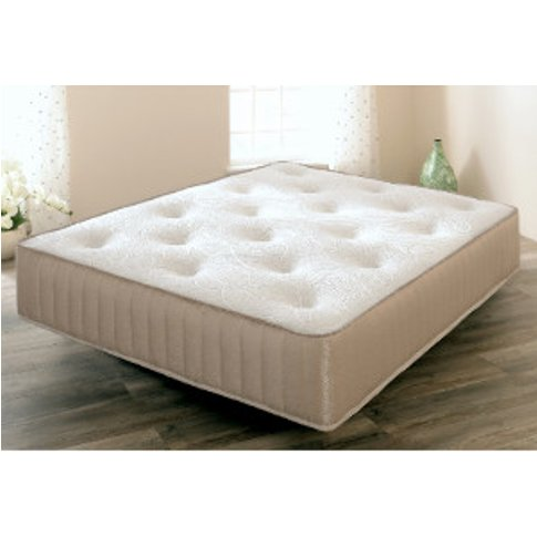 Natural Touch Memory Foam Mattress - Double