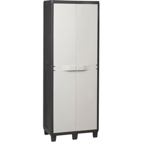 Cabinet With Adjustable Shelf - Tall