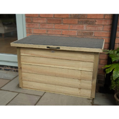 Forest Garden Outdoor Storage Box