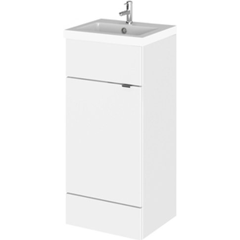 Jonas & James Mills 400 Vanity Unitbasin - Gloss White
