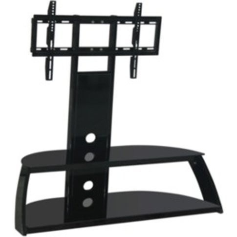 Garda 32 To 55 Inch Tv Stand - Gloss Black