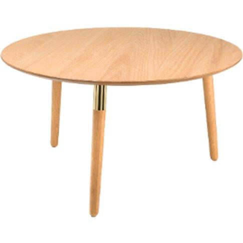 Lukas Coffee Table - Oak