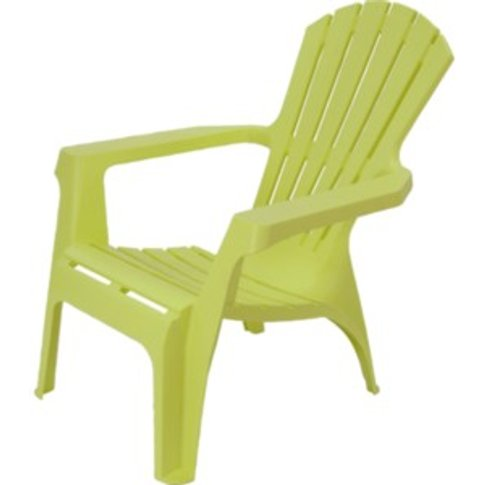Dolomiti Garden Chair - Green
