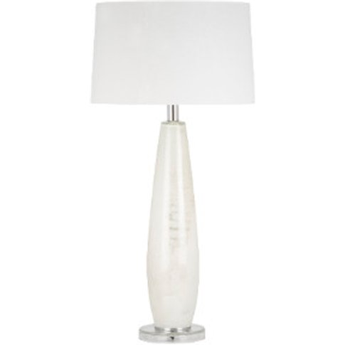 Valencia Etched Table Lamp