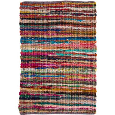 Chindi Multicoloured Rug - 170cm